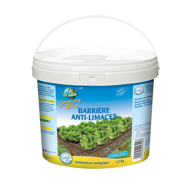 BARRIERE ANTI LIMACES