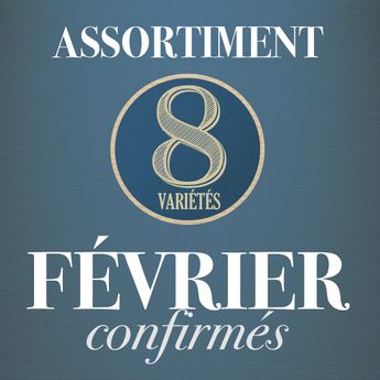 02 - ASSORTIMENT DE FEVRIER - confirmés