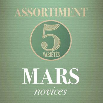 03 - ASSORTIMENT DE MARS - novices