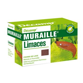MURAILLE ANTI LIMACES